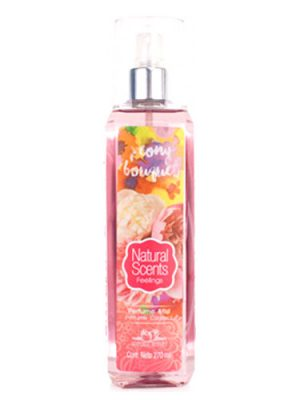 Peony Bouquet Natural Scents para Mujeres
