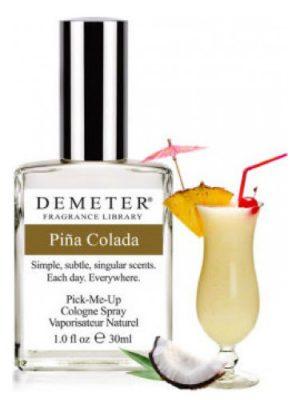 Pina Colada Demeter Fragrance para Mujeres