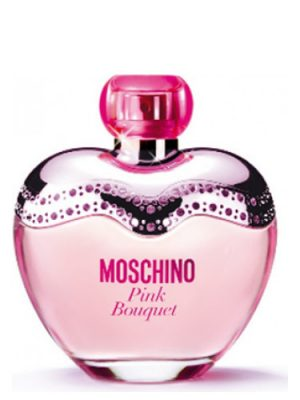Pink Bouquet Moschino para Mujeres