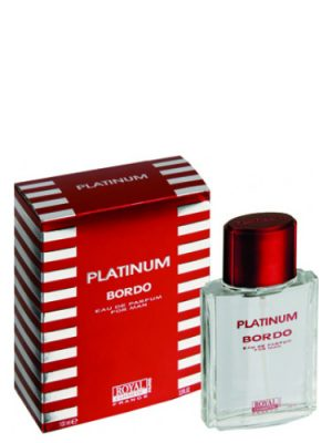 Platinum Bordo Royal Cosmetic para Hombres