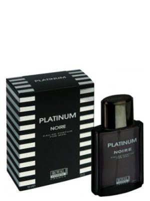 Platinum Noir Royal Cosmetic para Hombres
