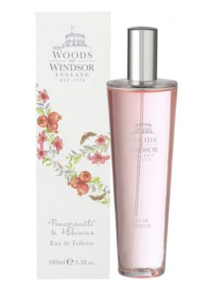 Pomegranate & Hibiscus Woods of Windsor para Hombres y Mujeres