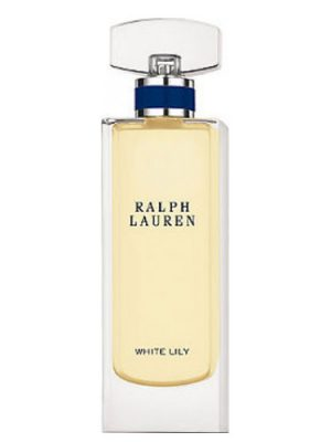 Portrait of New York - White Lily Ralph Lauren para Hombres y Mujeres