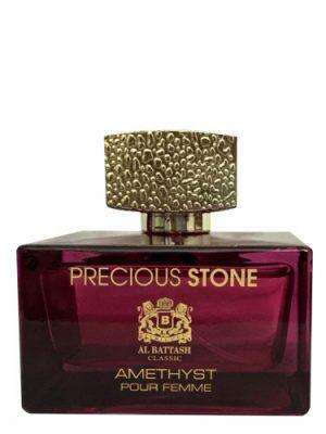 Precious Stone Amethyst Al Battash Classic para Mujeres