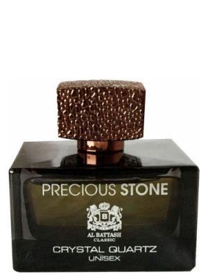 Precious Stone Crystal Quartz Al Battash Classic para Hombres y Mujeres