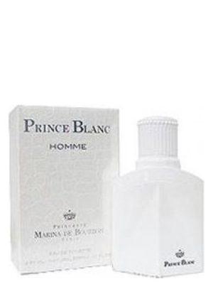 Prince Blanc Princesse Marina De Bourbon para Hombres