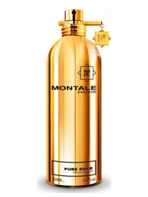 Pure Gold Montale para Mujeres