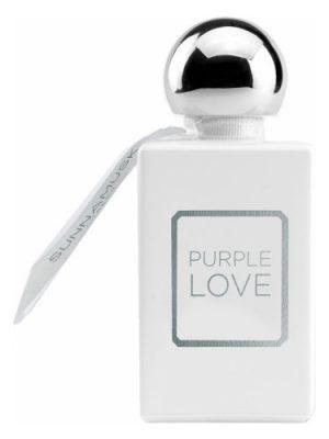 Purple Love Sunnamusk para Mujeres