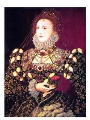 Queen Bess Ava Luxe para Mujeres