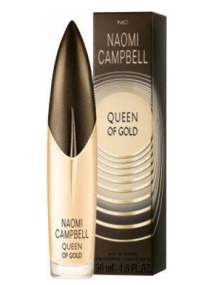 Queen of Gold Naomi Campbell para Mujeres