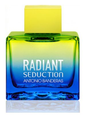 Radiant Seduction Blue Antonio Banderas para Hombres
