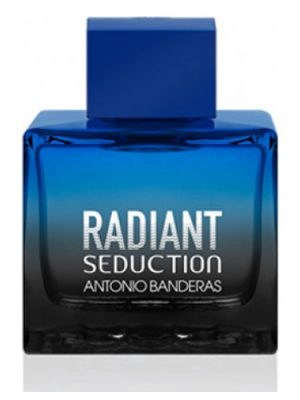 Radiant Seduction in Black Antonio Banderas para Hombres