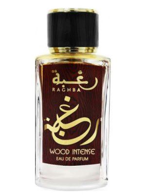 Raghba Wood Intense Lattafa Perfumes para Hombres
