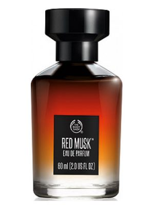 Red Musk The Body Shop para Mujeres