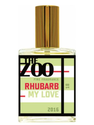 Rhubarb My Love The Zoo para Hombres y Mujeres