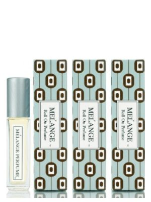 Roll-On Perfume No. 4 Melange Perfume para Hombres y Mujeres