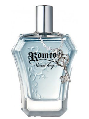 Romeo Sweet Key Love Passport para Hombres