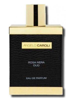 Rosa Nera Oud Angelo Caroli para Hombres y Mujeres