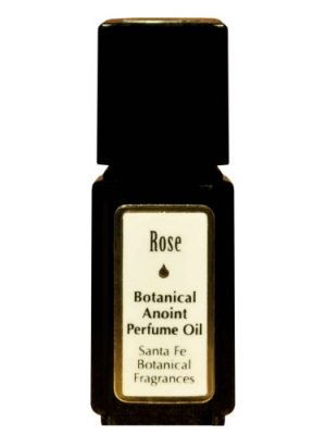 Rose Anoint Santa Fe Botanical Natural Fragrance Collection para Hombres y Mujeres