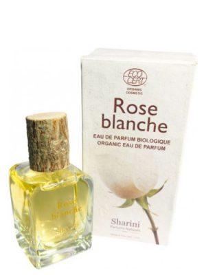 Rose Blanche Sharini Parfums Naturels para Mujeres