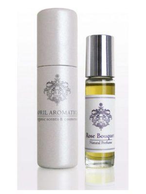 Rose Bouquet Oil Perfume April Aromatics para Mujeres