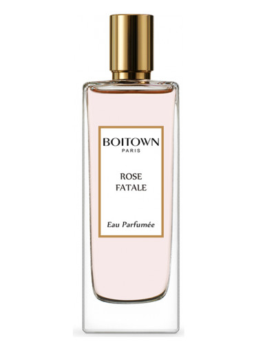 Rose Fatale 忘情玫瑰 Boitown 冰希黎 para Hombres y Mujeres