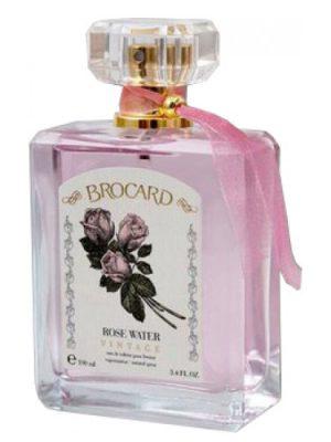 Rose Water Vintage Brocard para Mujeres