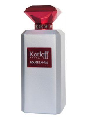 Rouge Santal Korloff Paris para Hombres y Mujeres