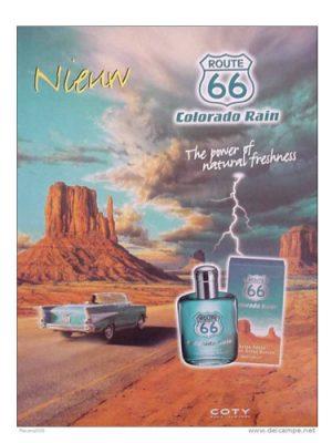 Route 66 Colorado Rain Coty para Hombres