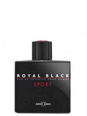 Royal Black Sport Arno Sorel para Hombres