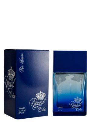 Royal Blue Laurelle London para Hombres