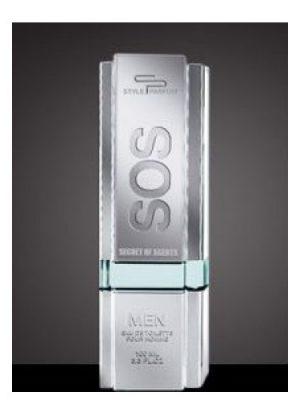 SOS Secret Of Scent Style Parfum para Mujeres