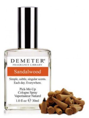 Sandalwood Demeter Fragrance para Hombres y Mujeres