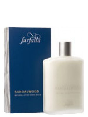 Sandalwood Farfalla para Hombres