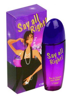 Say All Right! X-Bond para Mujeres