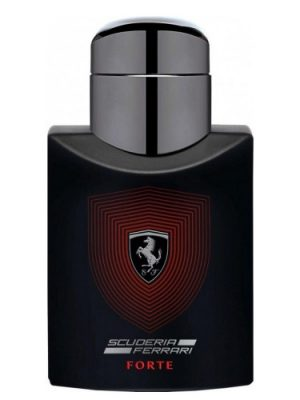 Scuderia Ferrari Forte Ferrari para Hombres