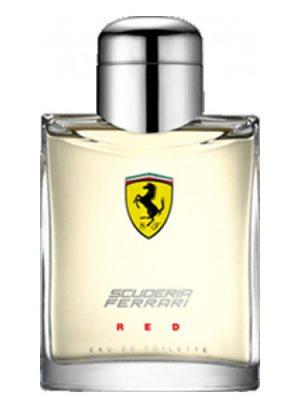Scuderia Ferrari Red Ferrari para Hombres