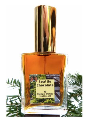 Seattle Chocolate Olympic Orchids Artisan Perfumes para Hombres y Mujeres