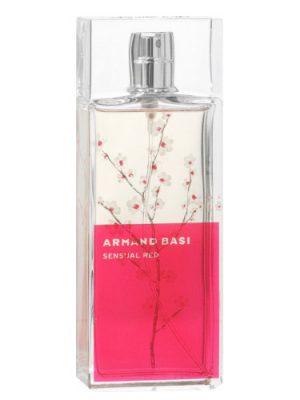 Sensual Red Armand Basi para Mujeres