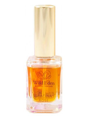 Serafinas Rose Wild Eden Natural Perfume para Mujeres