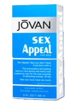 Sex Appeal Jovan para Hombres