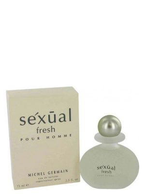 Sexual Fresh Pour Homme Michel Germain para Hombres