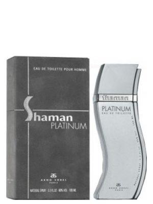 Shaman Platinum Arno Sorel para Hombres