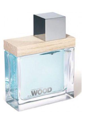 She Wood Crystal Creek Wood DSQUARED² para Mujeres