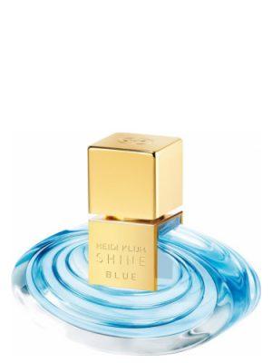 Shine Blue Heidi Klum para Mujeres