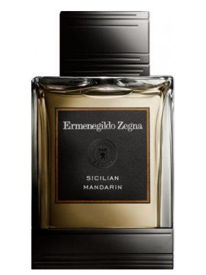 Sicilian Mandarin Ermenegildo Zegna para Hombres