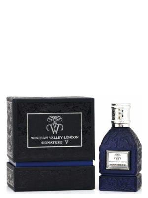 Signature V Western Valley Avenue London para Hombres