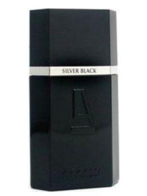 Silver Black Azzaro para Hombres