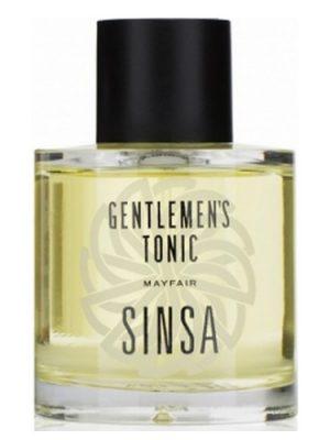 Sinsa Gentlemen's Tonic para Hombres