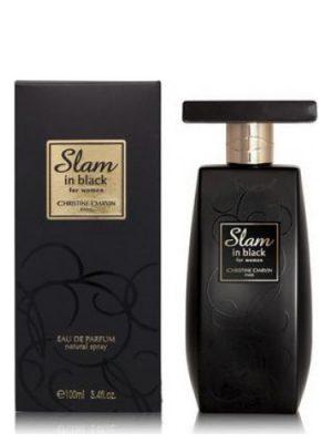 Slam in Black Christine Darvin para Mujeres